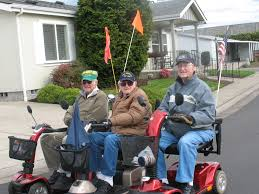 Gated Communities And Mobility Scooters