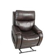 Seagrove Dual Motor Lift Lay-flat Recliner With Headrest And Lumbar