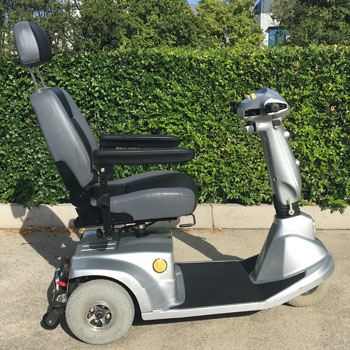 Second Hand CTM HS-570 3 Wheel Mobility Scooter